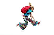 Рюкзак MadPax Bubble Half колір Neon Red червоний, фото 3