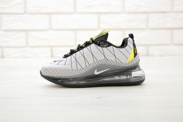 Мужские кроссовки Nike Air Max 720 818 в сером цвете фото
