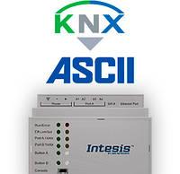 Шлюз KNX TP to ASCII IP & Serial Server Gateway - 3000 points