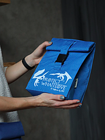 Сумка с логотипом корпоративный подарок