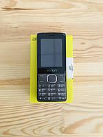 Кнопочный телефон с большим дисплеем и интернетом на 2 сим карты AELion A500 Grey