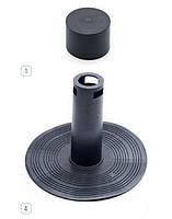 Флюгарка ТПЕ Impertek ф75 H240 мм для битумных кровель