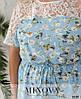 Романтичне плаття батал з мереживом, розмір від 56-58, 60-62, фото 4