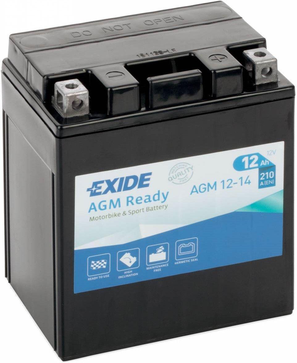Аккумулятор EXIDE SLA12-14 (AGM12-14)