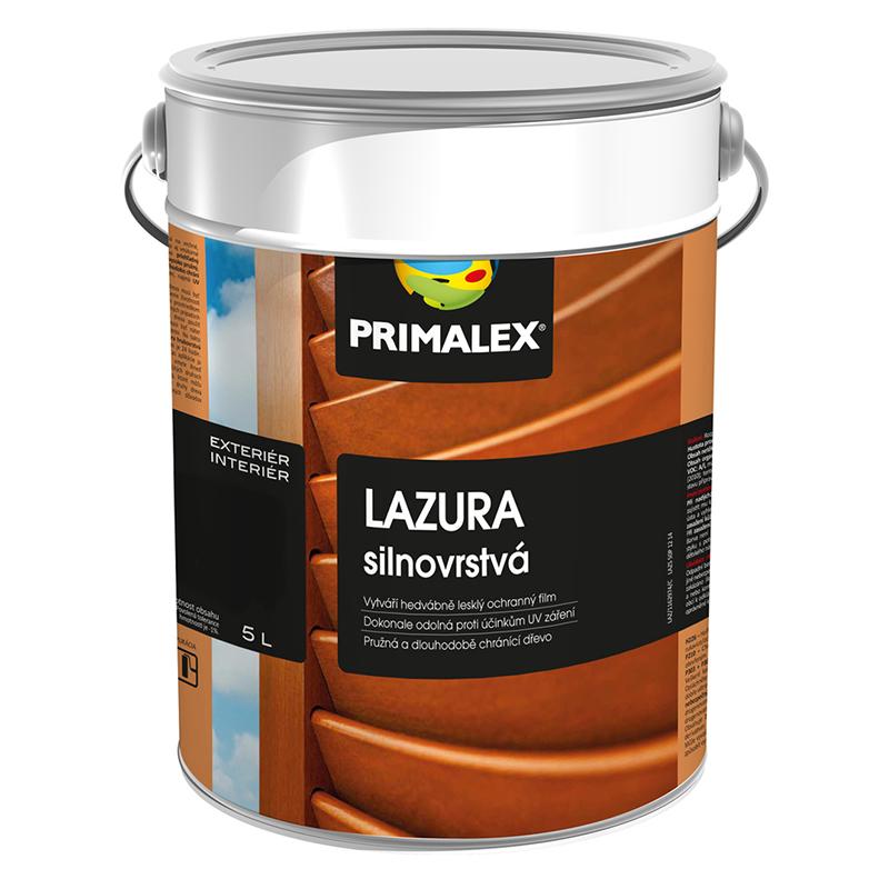Лазурь Primalex толстослойная (5л)