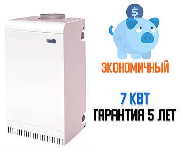 Котлы газовые Корди АОГВ 7ВЕ двухконтурный, дымоходный., фото 2