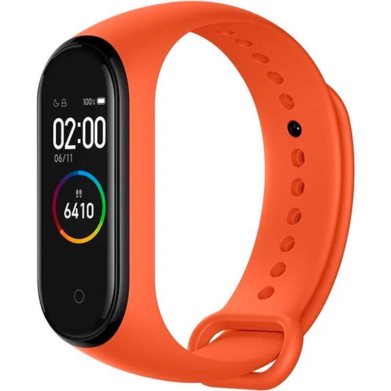 Фитнес-браслет Xiaomi (OR) Mi Band 4 Orange (China)
