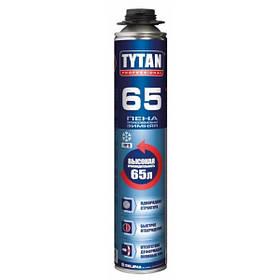 Пена монтажная профессиональная Tytan O2 65 зимняя 750 мл