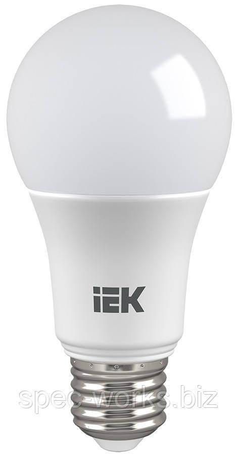 Лампа LED ALFA A60 куля 10Вт 230В 3000К E27