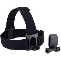 Аксессуары к экшн-камерам GoPro Head Strap+QuickClip (ACHOM-001)