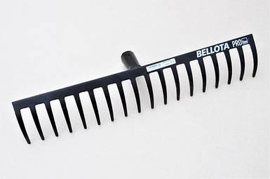 Садовые грабли закаленные Bellota 950-18, 486 мм без черенка