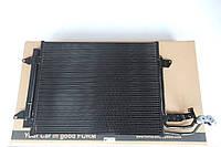 Радиатор кондиционера(с Осушителем) 580-451-16mm VW Caddy-2003> +VW Touran-2003 FPS- FP 74 K202-Тайвань