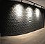 """Гипсовые 3D панели """"Alvarium Premium"""" Gold 500*500*25 мм, фото 5"""