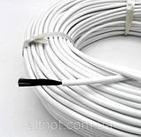 Электронагревательный шнур для инкубатора 33 Ом углеродный карбоновый нагревательный греющий кабель, фото 2