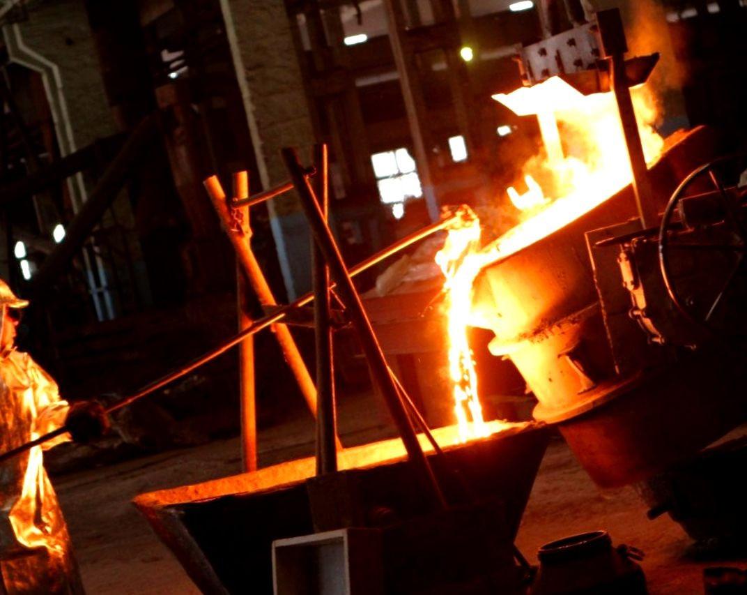 Виливки зі сталі та чавуну будь-якої складності