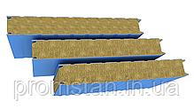 Кровельная сендвич панель с наполнителем из  базальтовой ваты 120 мм, фото 3
