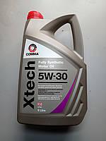 Масло  5W30 5L COMMA X-TECH