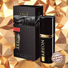 Ароматизатор воздуха Areon Car Perfume 50ml Black Gold