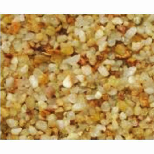 Песок Resun XF 20407B кварцевый, светлый, 3-4 мм, 5 кг