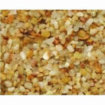 Песок Resun XF 20407B кварцевый, светлый, 3-4 мм, 5 кг, фото 2