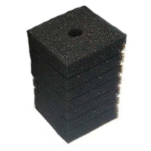 Фильтрующий материал Resun губка, средне пористая, 35ppi, 10х10х20см