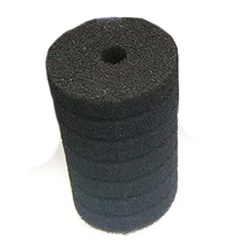 Фильтрующий материал Resun губка, средне пористая, 35ppi, 10х15см