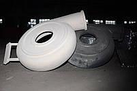 Корпуса насосов рабочих колес, дисков под заказ, фото 2
