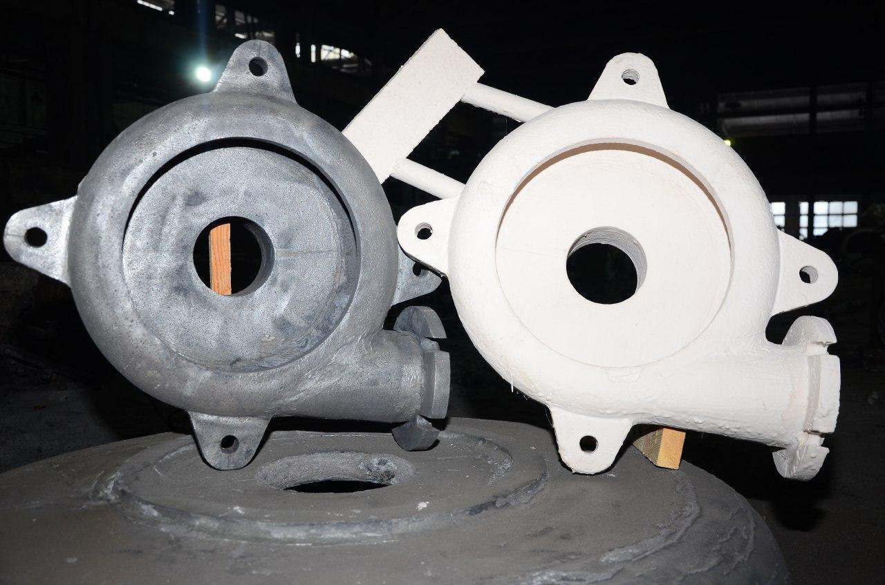 Корпуса насосов рабочих колес, дисков под заказ