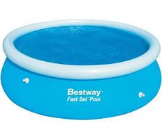 Солнечное покрывало для бассейна Fast Set 366см (D321см)