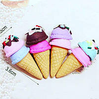 """""""мороженое""""шармик для слайма"""