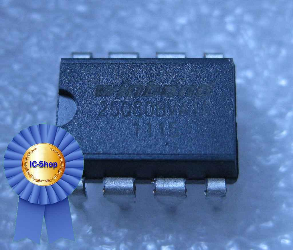 Микросхема Winbond W25Q80 ( W25Q80BV ) (Serial Flash)