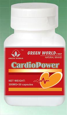Капсулы Здоровое сердце, Green World