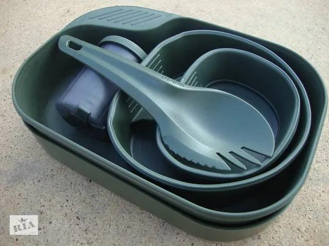 Туристический набор посуды Wildo Camp A Box Complete
