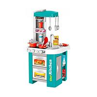 Игровой набор Детская Кухня Kitchen Set Свет, Звук, Вода 72 см 922-48