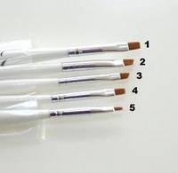 Кисть для нанесения краски 1 шт.