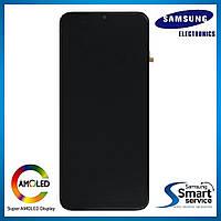 Дисплей Samsung M315 Galaxy M31 Чёрный Black GH82-22405A оригинал!