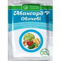 Удобрение Авангард Овощи 30мл Укравит