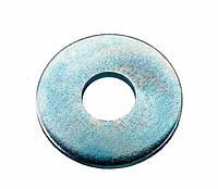 Шайба плоская оцинкованная 4х12 (100шт.)