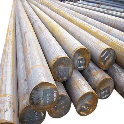 Конструкционная сталь круглая (ст.20, 45, 40Х)