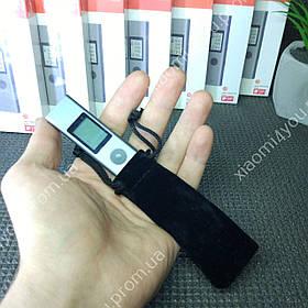 Лазерный дальномер Xiaomi Duka (ATuMan) LS-P .Лазерная электронная рулетка до 40м + чехол замшевый в подарок!