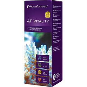 Концентрат витаминов Aquaforest AF Vitality для кораллов, 50 мл