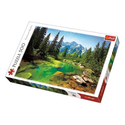 Пазл 500 Trefl Вид на Татри (Tatra Mountains), фото 2