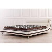 Кожаная двуспальная кровать B255 (цвета в ассортименте) Sonata Mobel,Германия