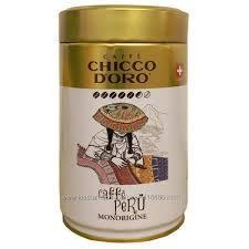 Chocco doro caffe Peru  250гр ж/б