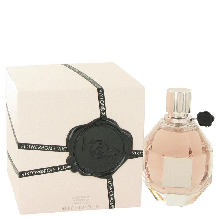 Парфюмированная вода для женщин Flowerbomb by Viktor & Rolf Perfume 100 ml (Оригинал)