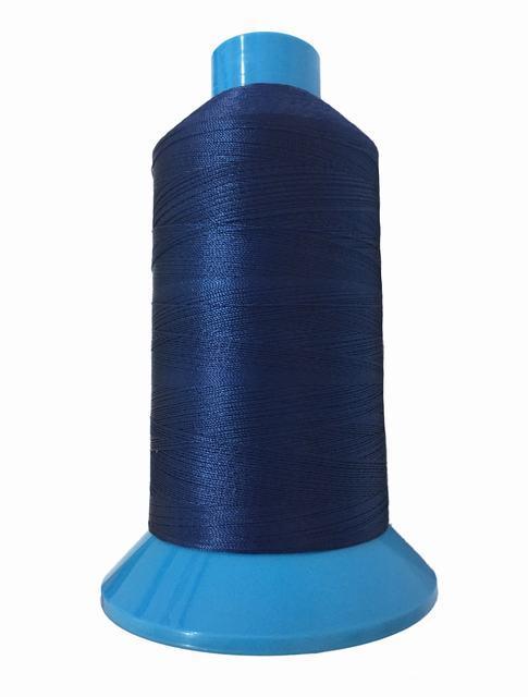 Нить повышенной прочности 100% РЕ 10 цв S-388 синий (боб 750 ярдов) NITEX