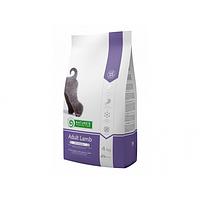 Сухой корм Natures Protection Adult Lamb для собак всех пород весом от 1 до 70 кг, 4 кг