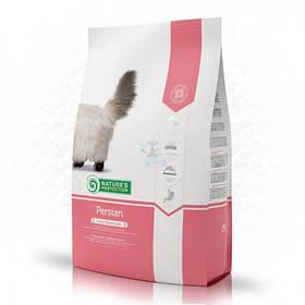 Сухой корм Natures Protection Persian для персидских кошек весом от 1 до 8 кг, 7 кг