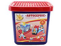 Конструктор Doloni-toys Автосервис (013888/01)