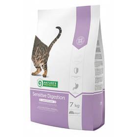 Сухий корм Natures Protection Sensitive Digestion для кішок з чутливим травленням вагою від 1 до 8 кг, 7 кг